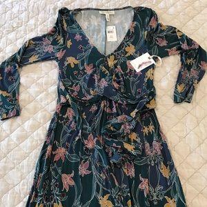 NWT Jessica Simpson Maternity Maxi Dress (S)